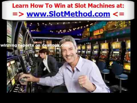 How To Read Bingo Patterns On Slot Machines